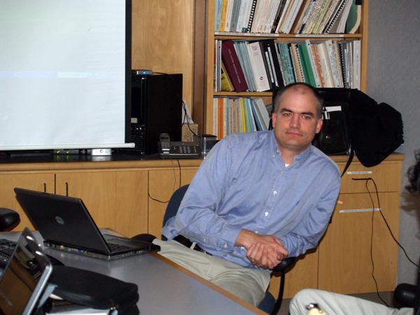 November 27, 2007 Meeting