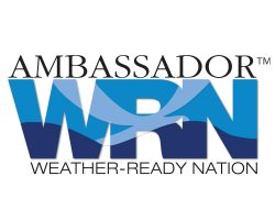 NOAA Weather-Ready National Ambassador